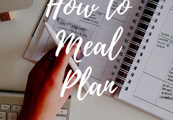 How to Meal Plan (Free Printable Included!)